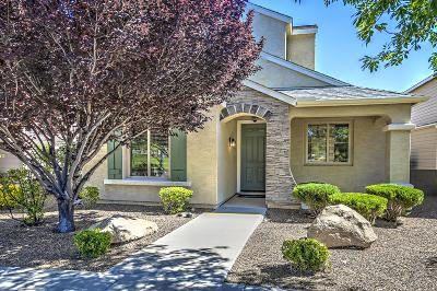 Prescott Valley Single Family Home For Sale: 7206 E Night Watch Way