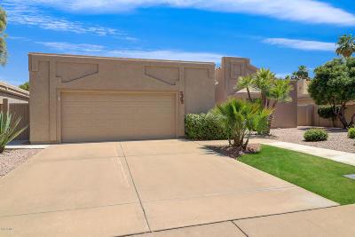McCormick Ranch Single Family Home For Sale: 8707 E San Vicente Drive