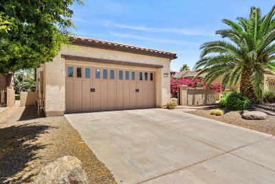 Peoria Single Family Home For Sale: 12494 W Bajada Road