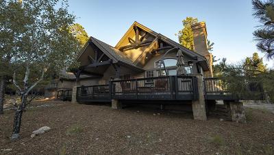 Flagstaff Single Family Home For Sale: 1710 E Elysian Court