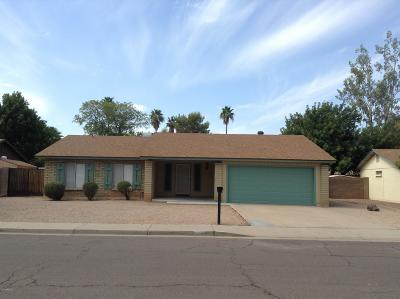 Tempe Rental For Rent: 809 W Manhatton Drive