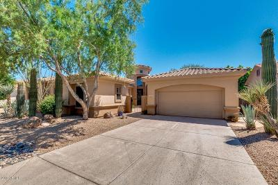 Single Family Home For Sale: 7695 E Manana Drive