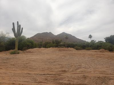 Paradise Valley Residential Lots & Land For Sale: 5114 N Casa Blanca Drive