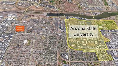 Tempe Commercial Lease For Lease: 1324 W University Drive