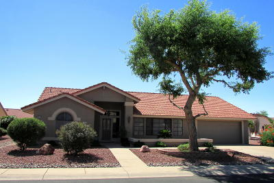 Sun City West Single Family Home For Sale: 20614 N Stonegate Drive