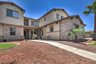 Queen Creek Single Family Home For Sale: 21159 S 187th Street