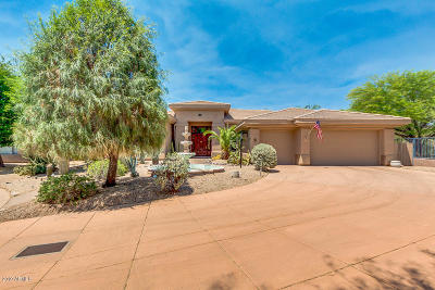 Scottsdale Single Family Home For Sale: 23219 N 77th Way