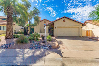 Tempe Single Family Home For Sale: 414 E Barbara Drive