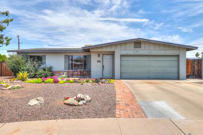 Tempe Single Family Home For Sale: 1124 E Redondo Circle