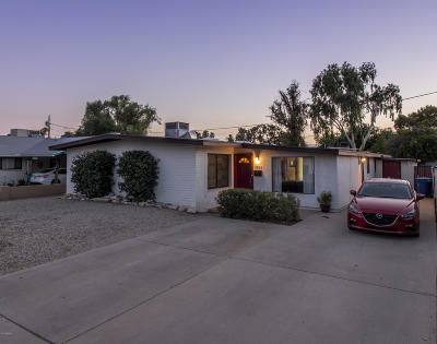 Tempe Single Family Home For Sale: 2832 S Elm Street