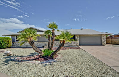 Sun City Single Family Home UCB (Under Contract-Backups): 12309 W Mango Court