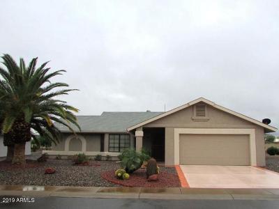 Sun City West Rental For Rent: 13535 W Gemstone Drive