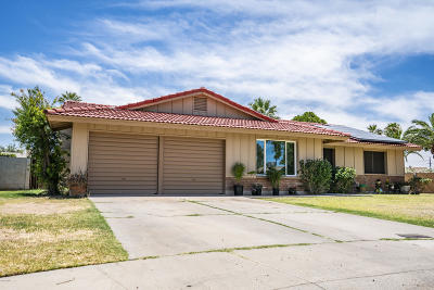 Single Family Home For Sale: 4353 W Mescal Street