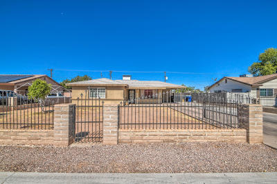 Chandler Single Family Home For Sale: 673 N Sunland Drive