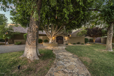 Phoenix Single Family Home For Sale: 7345 N 2nd Avenue