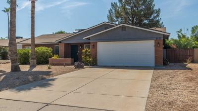 Scottsdale Single Family Home For Sale: 5255 E Blanche Drive