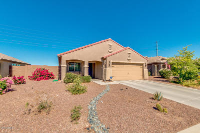 Goodyear Single Family Home For Sale: 3522 S 186th Lane
