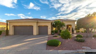 Sun City West Single Family Home For Sale: 22524 N Del Monte Court