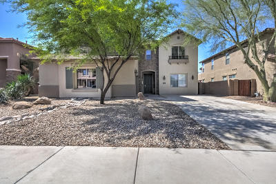 Waddell Single Family Home For Sale: 18061 W Turquoise Avenue
