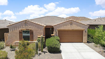 Goodyear Single Family Home For Sale: 18226 W Sequoia Drive