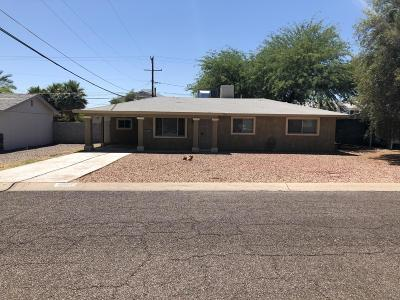Phoenix Single Family Home For Sale: 4422 N 41st Place
