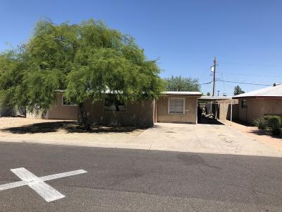Scottsdale Single Family Home For Sale: 2855 N 71st Street