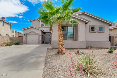 Queen Creek Single Family Home UCB (Under Contract-Backups): 3447 W South Butte Road
