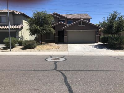 Tolleson Single Family Home For Sale: 9813 W Heber Road