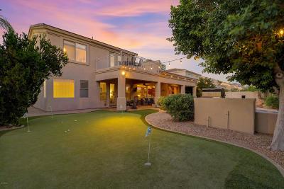 Scottsdale Single Family Home For Sale: 7495 E Nestling Way