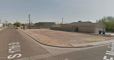 Phoenix Residential Lots & Land For Sale: 1702 E Madison Street