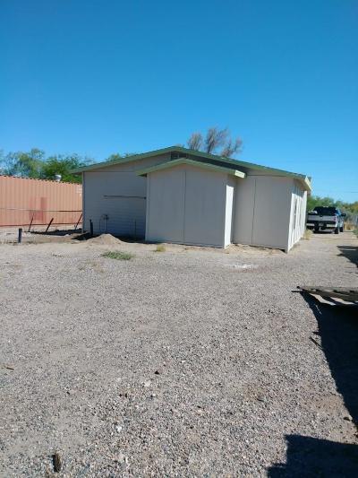 Buckeye Single Family Home For Sale: 31080 W Southern Avenue
