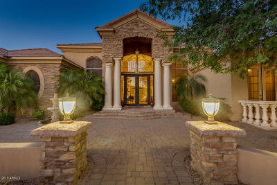Chandler Single Family Home For Sale: 5941 S Gemstone Drive