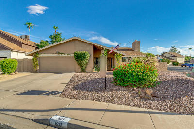 Mesa Single Family Home For Sale: 1537 W Impala Avenue