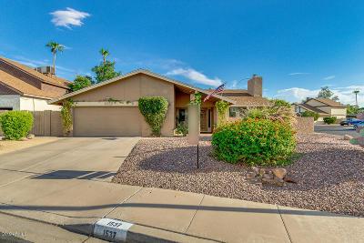 Dobson Ranch, Dobson Ranch Unit 3 Per M Single Family Home For Sale: 1537 W Impala Avenue