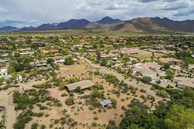 Scottsdale Residential Lots & Land UCB (Under Contract-Backups): 10535 E Shaw Butte Drive