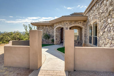 Scottsdale Single Family Home For Sale: 14713 E Morning Vista Lane