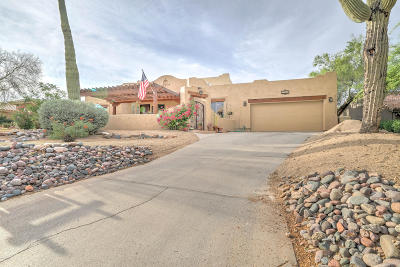 Fountain Hills Single Family Home For Sale: 17530 E Hawley Drive