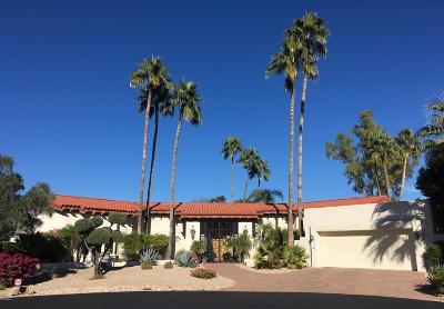 Maricopa County Single Family Home For Sale: 8262 E Vista De Valle