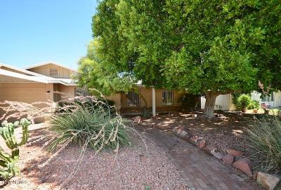 Tempe Single Family Home For Sale: 1414 E Campus Drive