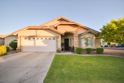 Laveen Single Family Home UCB (Under Contract-Backups): 7417 W Park Street