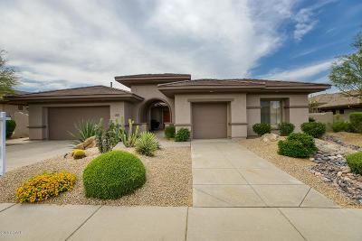Single Family Home For Sale: 7475 E Visao Drive