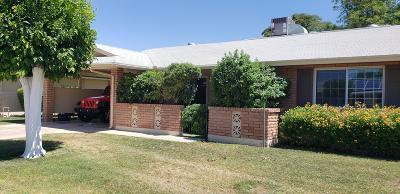 Sun City Gemini/Twin Home For Sale: 10115 W Mountain View Road