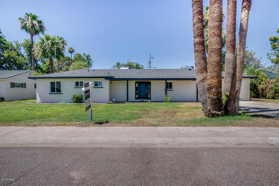 Phoenix Single Family Home For Sale: 1330 E Vermont Avenue