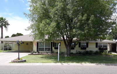 Phoenix Single Family Home For Sale: 1124 W Georgia Avenue