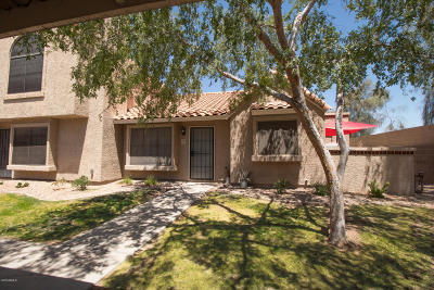 Chandler Condo/Townhouse For Sale: 3491 N Arizona Avenue #9