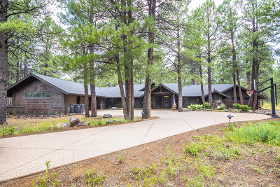 Flagstaff Single Family Home For Sale: 1700 Doc Fronske