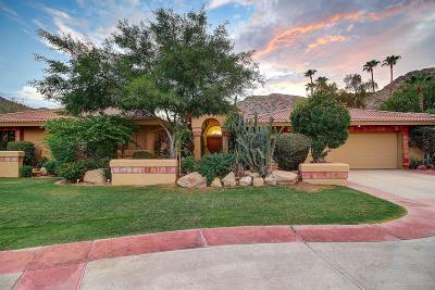 North Phoenix Single Family Home For Sale: 4456 E Via Los Caballos