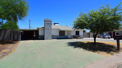 Phoenix Single Family Home For Sale: 2723 W Rovey Avenue