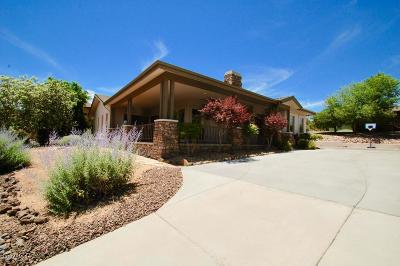 Prescott Single Family Home For Sale: 2986 N Noble Star Drive