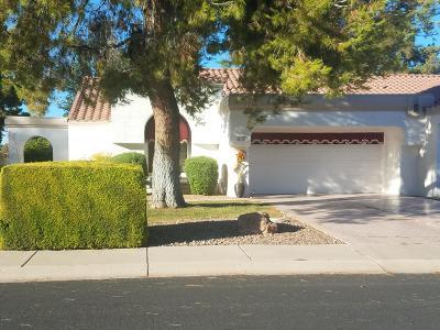 Sun City West Rental For Rent: 14162 W Yosemite Drive